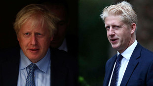 Boris Johnson'ın kardeşi istifa etti