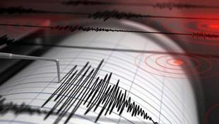 Antalya sallandı ! Akdeniz'de bir deprem daha