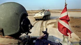Danimarka ordusu Suriye'ye iniyor!