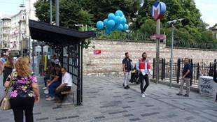 İstiklal Caddesi'nde dehşet: Öldürüp, kaçtı