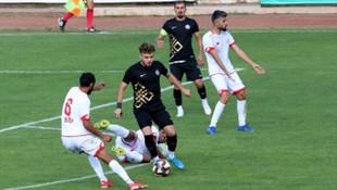 Boluspor 3 - 2 Osmanlıspor