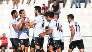 Beşiktaş 3 - 1 Ümraniyespor