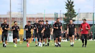 A Milli Takım'da Moldova maçının hazırlıkları başladı