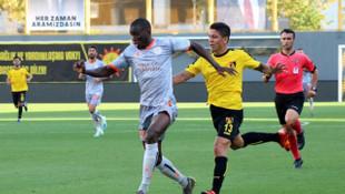 İstanbulspor 0 - 1 Medipol Başakşehir