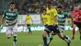 Bursaspor 2 - 1 Fenerbahçe
