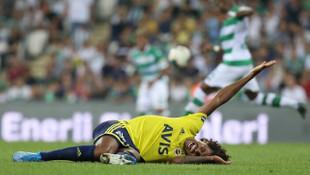 Fenerbahçe'nin yeni transferi Luiz Gustavo sakatlandı