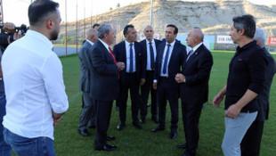Nihat Özdemir'de Yeni Malatyaspor'a destek sözü
