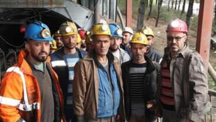 Maden işçilerinden açlık grevi