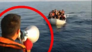 Sahil Güvenlik'ten çirkin iddiaya videolu yanıt
