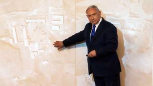 İsrail'den açıklama geldi: Gizli bölgeleri ifşa ettik
