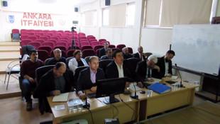 Ankara Büyükşehir Belediyesi canlı yayın ihalelerine devam ediyor