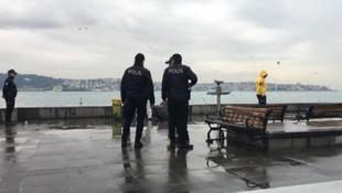 İstanbul'un yeni yılın ilk günü intihar şoku