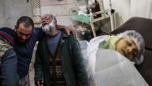 Esad rejimi okulu vurdu: Çok sayıda ölü var