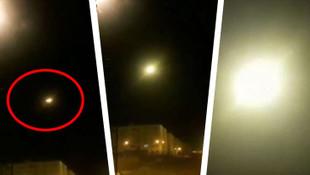 Ukrayna yolcu uçağını İran mı düşürdü ? Dünya bu görüntüyü konuşuyor