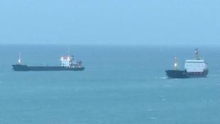 Kilyos açıklarında tekne ile tanker çarpıştı: 3 ölü