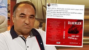 Ergün Poyraz'ın basılmamış kitap hakkında yasaklama kararı
