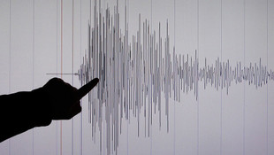 Marmara'da art arda 35 deprem!