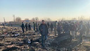 176 kişinin can verdiği uçakla ilgili İran'dan bomba itiraf