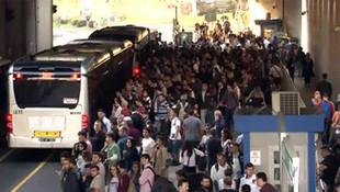 İETT, 12 ayda Çin'in nüfusu kadar yolcu taşındı