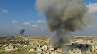 Esad yine sivilleri katletti: 17 ölü!