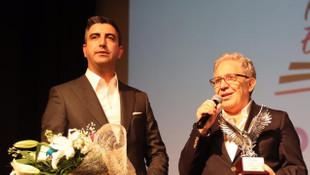 Kartal Edebiyat Günleri'nde Zülfü Livaneli'ye Onur Ödülü
