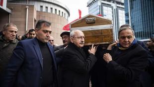 CHP'nin acı günü ! Gözyaşları sel oldu