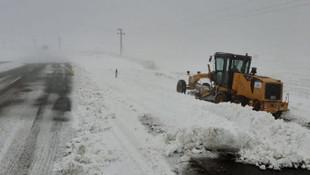 Van'da okullara 1 gün kar tatili!