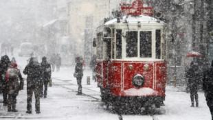 Beklenen kış geliyor! Meteoroloji uyardı! İşte 5 günlük hava tahminleri