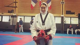 İran'da olimpiyat madalyalı tek kadın atlet, ülkeyi terk etti