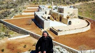 Tutuklanan rahip, teröristleri manastırda saklamış
