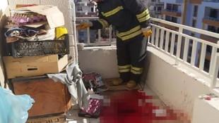 Apartmanda mangal patladı: 1'i ağır 2 yaralı!