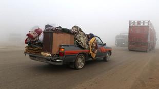 Sınırımıza dayanan Suriyeli sayısı açıklandı