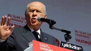 Bahçeli: ''Osmanlı Libya'da kök saldı''