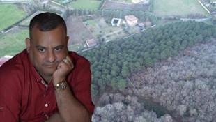 Kayıp iş adamının cesedi ormanda bulundu