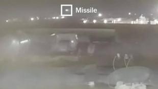 İran'ın vurduğu yolcu uçağıyla ilgili yeni görüntü