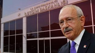 Beştepe'den Kılıçdaroğlu'na ''yandaş medya'' cevabı