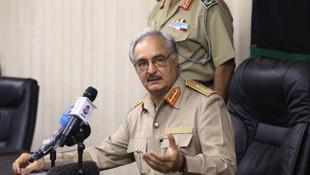 Hafter Libya'da saldırılara yeniden başladı