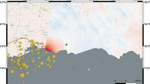 Depremler haritayı değiştirdi