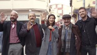 Netflix'ten bir Türk dizisi daha; 50m2 başlıyor!