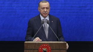 Erdoğan: Kanal İstanbul'u çok yakında başlatıyoruz