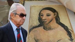 Ünlü tabloyu çalan milyarder iş adamı başını yaktı
