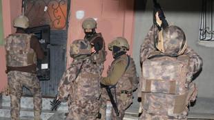 5 ilde ''torbacı'' operasyonu: 32 gözaltı kararı