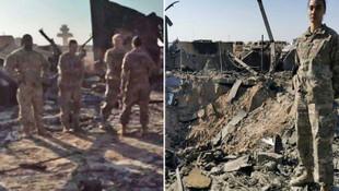 İran'ın füze saldırısında 11 Amerikan askeri beyin sarsıntısı geçirdi