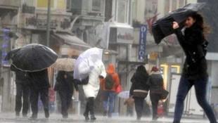 Meteoroloji'den kar ve karla karışık yağmur uyarısı!