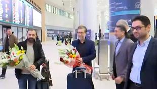 Mısır'da serbest bırakılan AA çalışanı Türkiye'de