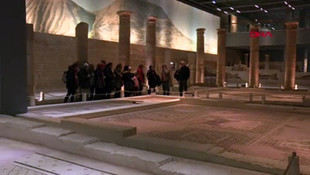 Zeugma Mozaik Müzesi (Arşiv)