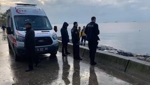 Kartal sahilinde kadın cesedi bulundu!