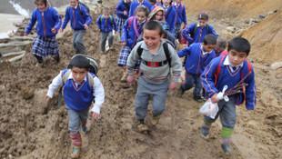Bakanlığın raporundan: ''Doğu'daki çocuklar kronik aç''