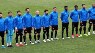 TFF 1. Lig: Ümraniyespor: 1 - Altay: 0