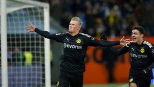 ÖZET   Augsburg 3-5 Borussia Dortmund maç sonucu